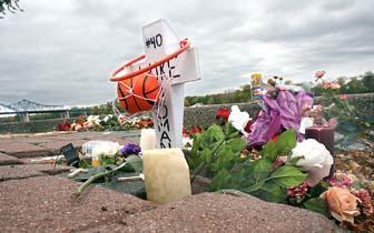 Luke Homan memorial