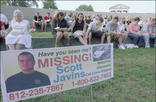 Scott Javins search