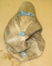 Scot Radel's baseball cap